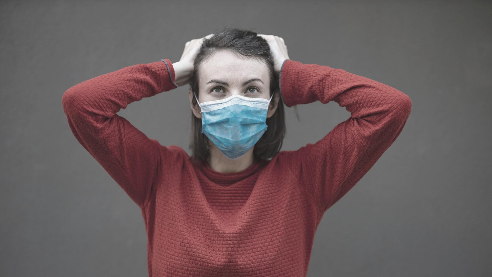 el uso de la mascarilla puede afectar a la salud dental