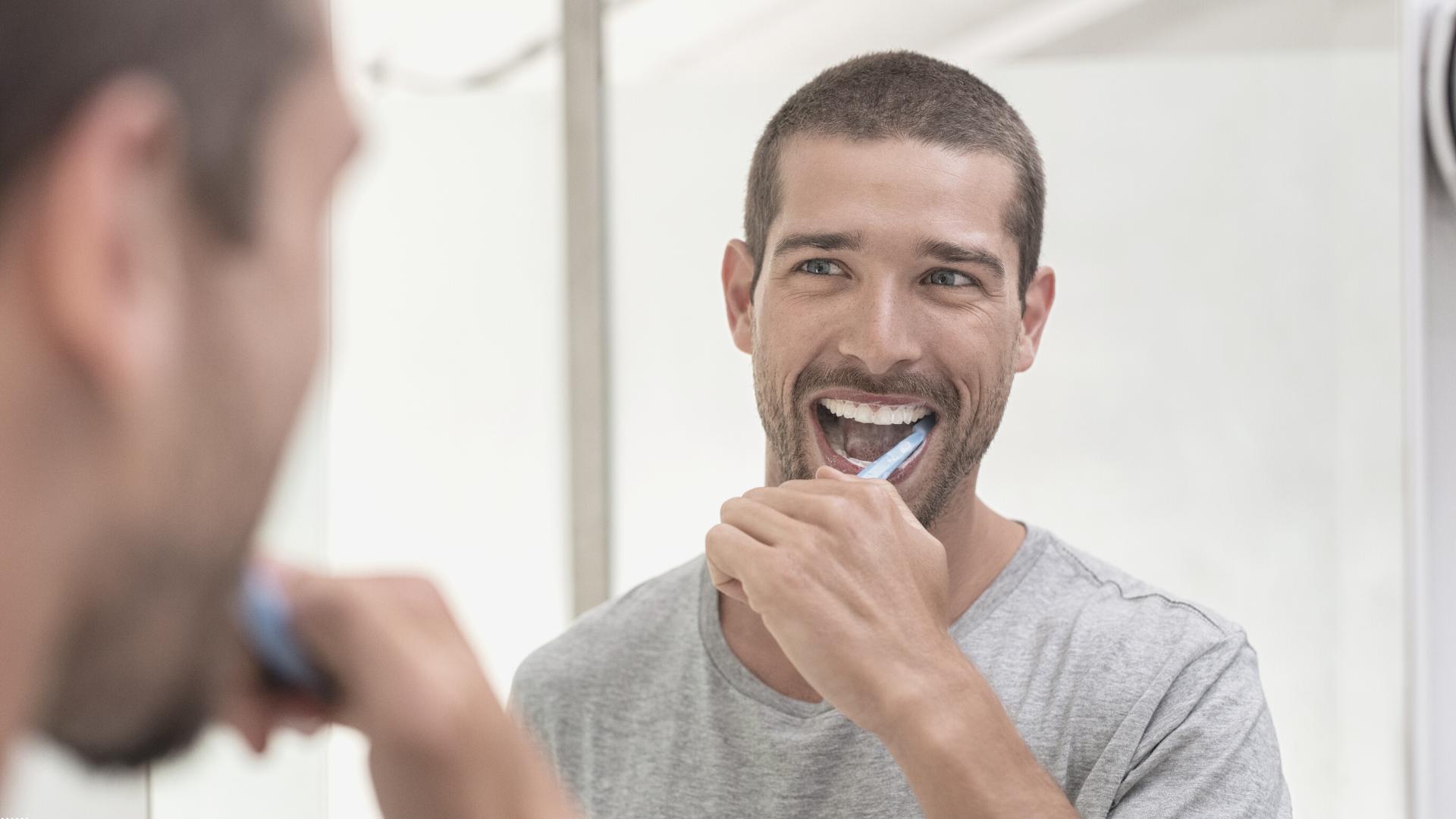 Exceso de higiene dental